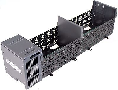 Allen Bradley SLC 500 1746-P3 Ser A Power Supply With 1746-A13 Ser B Rack
