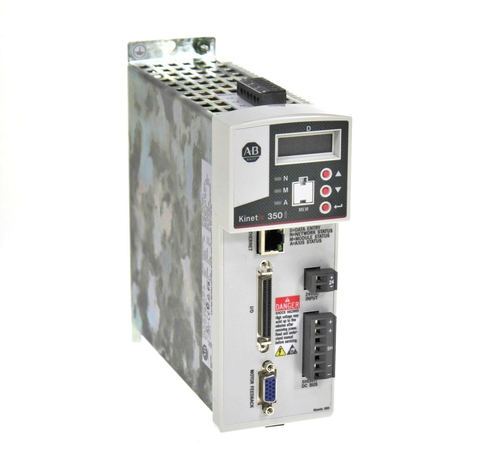 Allen Bradley 2097-V34PR3-LM /A Kinetix 350 Single-Axis EtherNet/IP Servo Drive