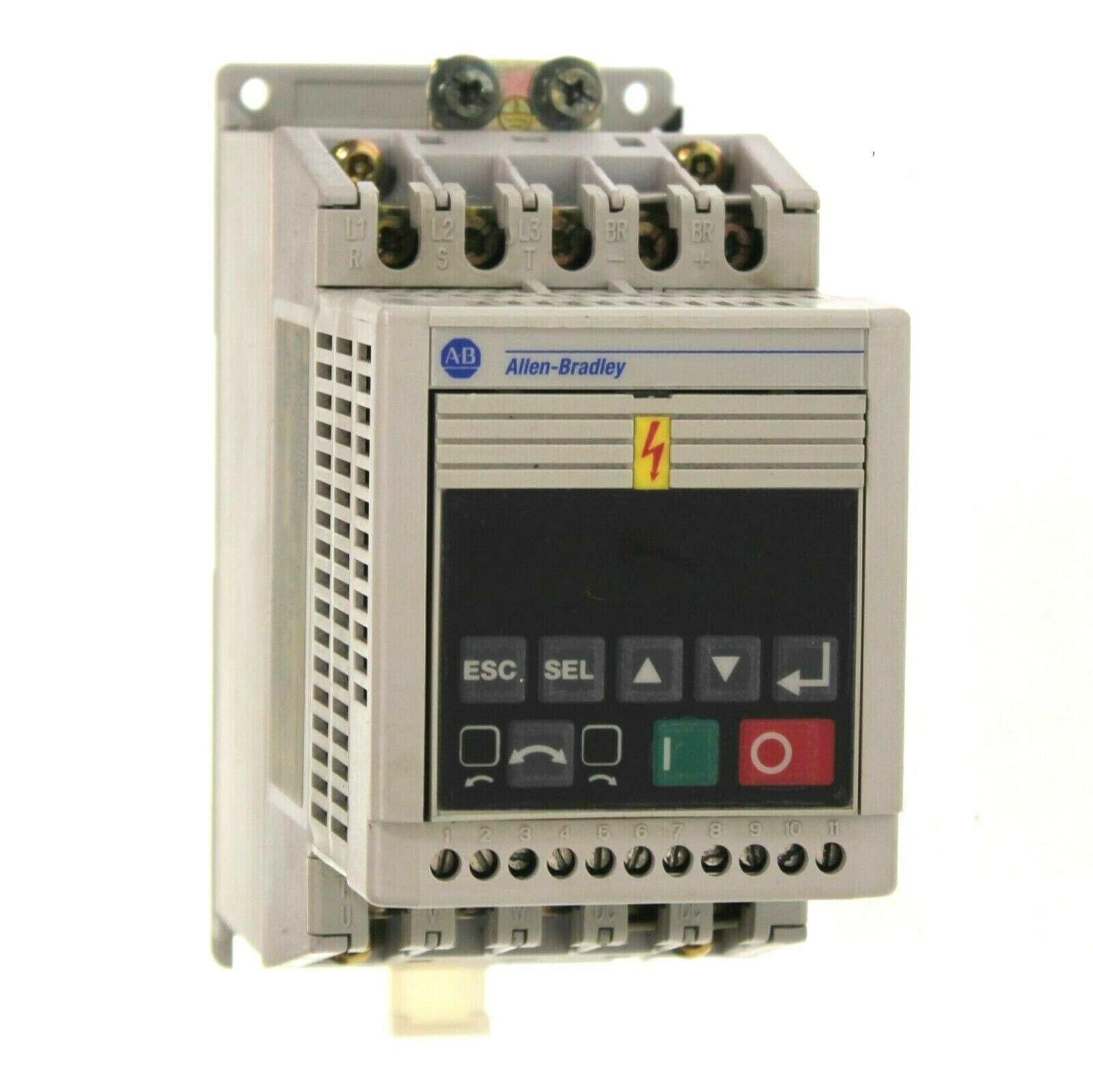 Allen Bradley 160-BA02NSF1 /B 160 SSC Variable Speed Controller 0.75HP F/W 5.01
