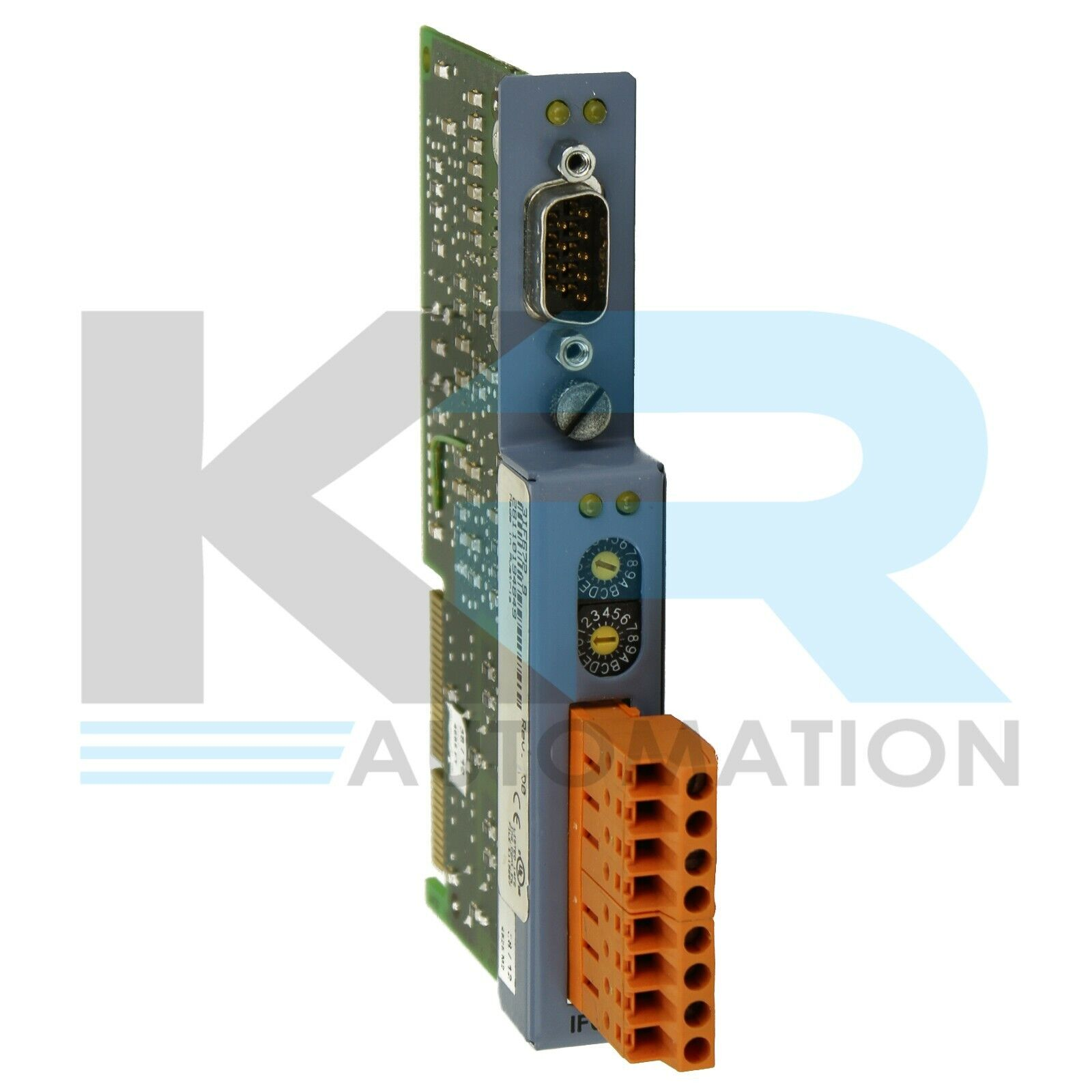 B&R 3IF672.9 RS-232/CAN Interface Module