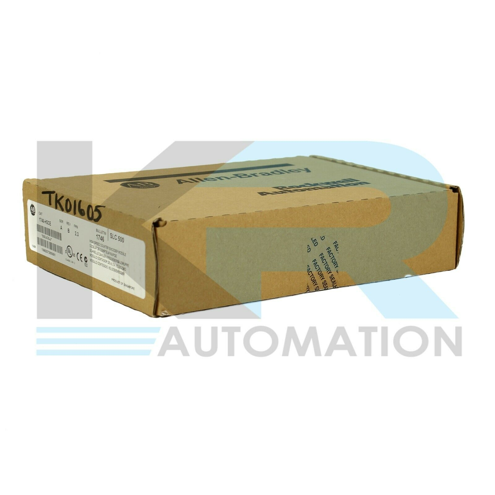 New Allen Bradley 1746-HSCE /A 2020 SLC 500 High-Speed Counter Module FRN 2.3