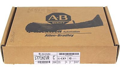 New Sealed Allen Bradley PLC-5 1771-NIVR /C High Resolution Analog Input Module