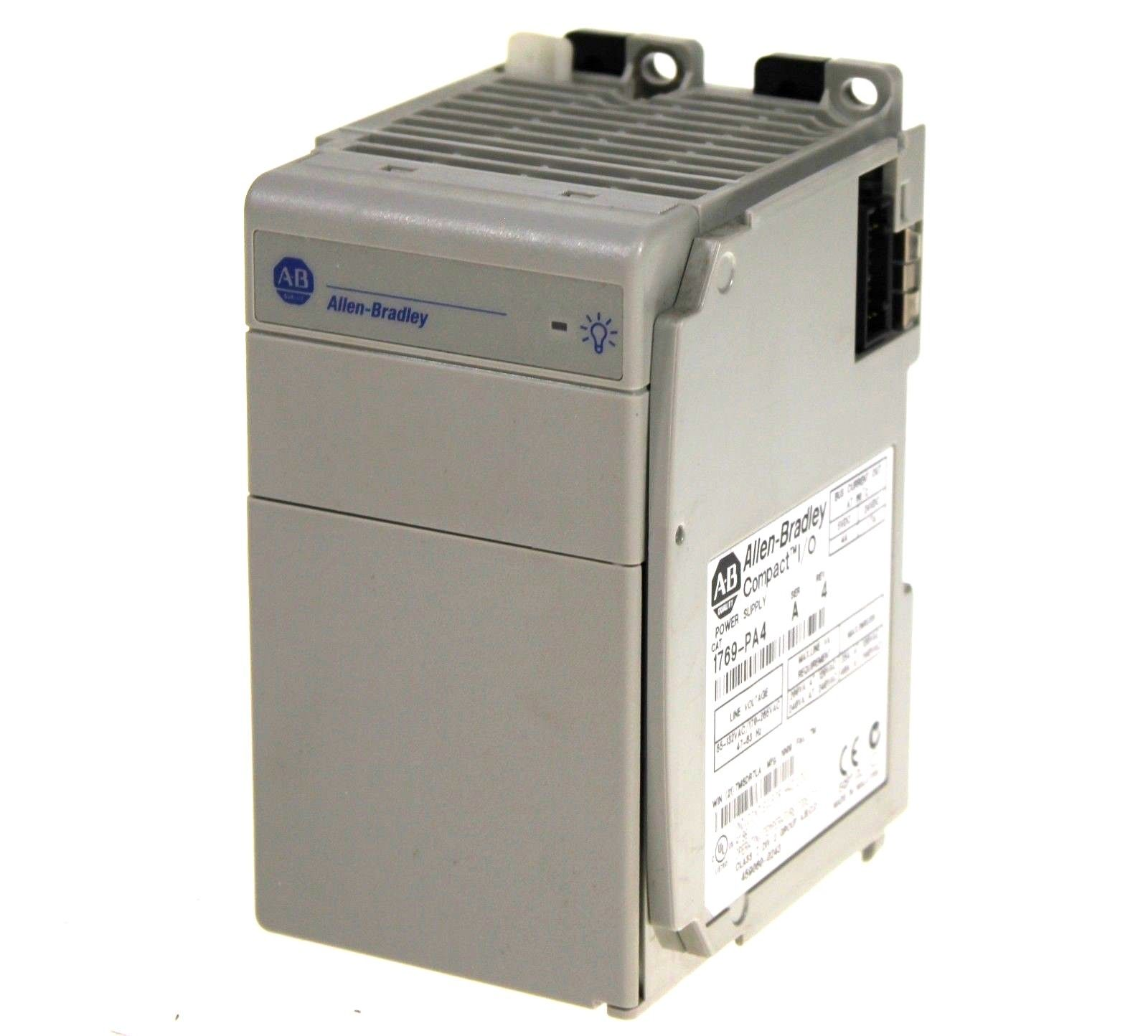 Allen Bradley 1769-PA4 /A Compact I/O 24VDC Power Supply