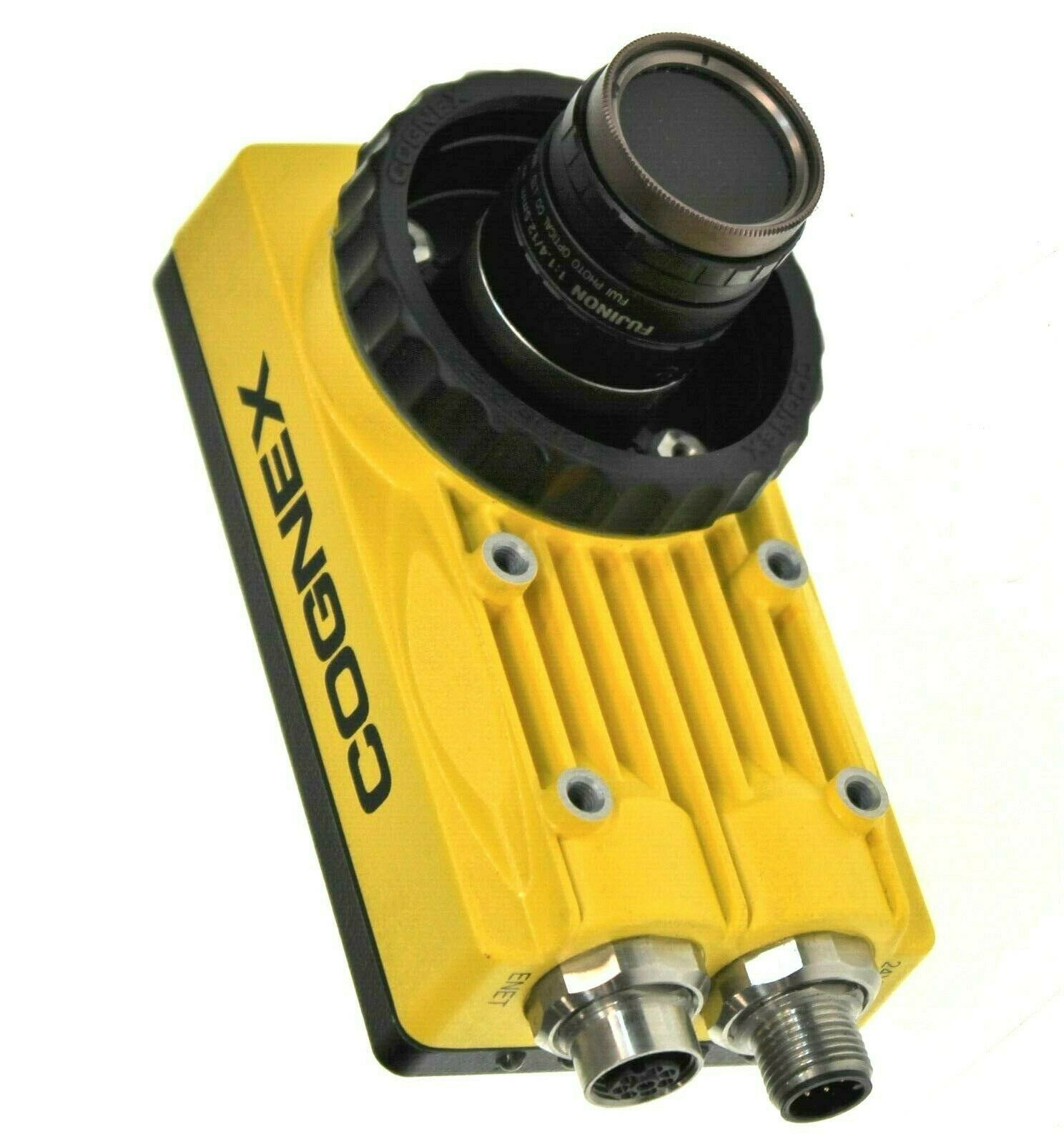 Cognex IS5400-01 InSight Vision System w/ Fujinon Lens 1:1.4/12.5mm