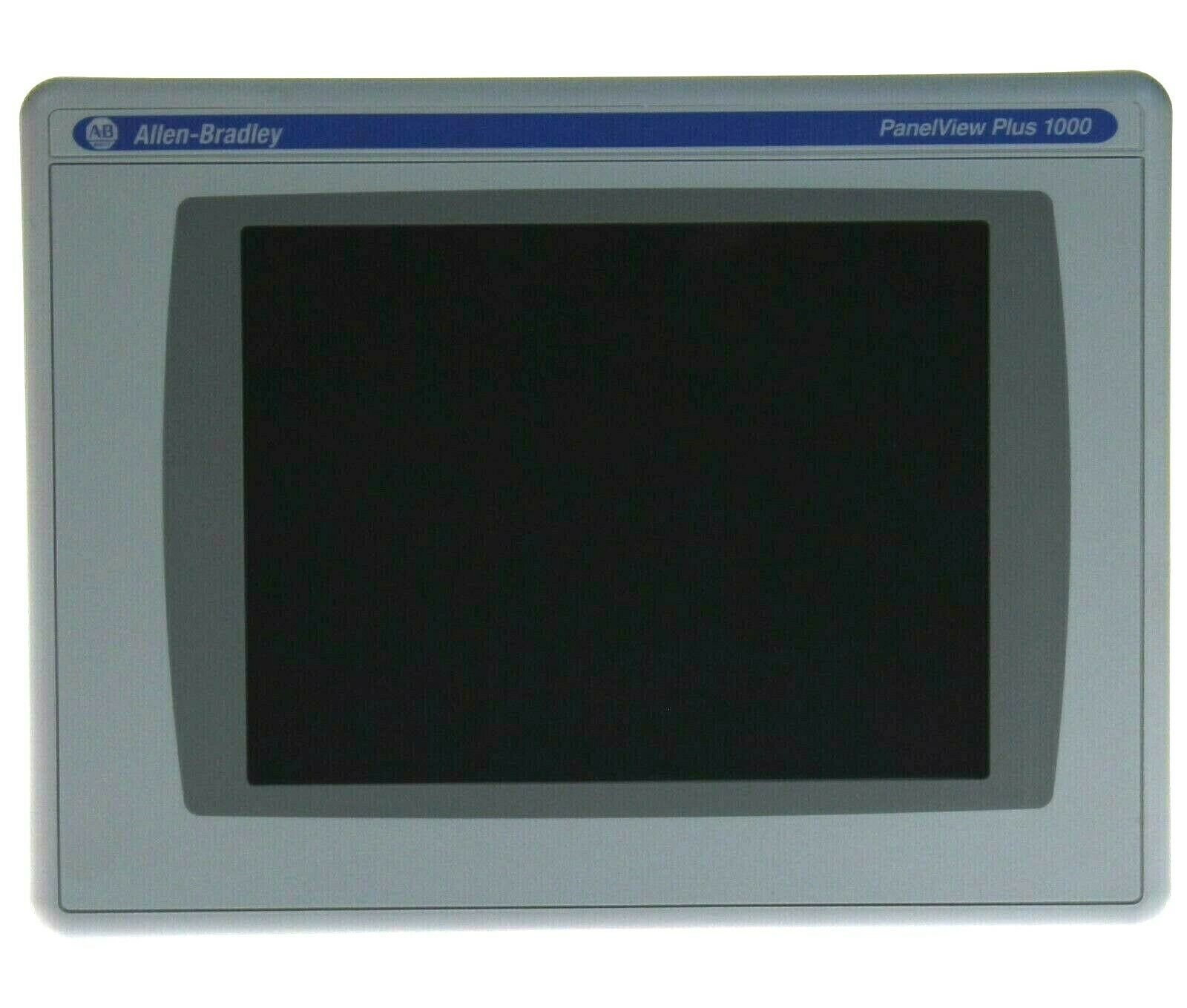 Allen Bradley 2711P-T10C4D9 /A PanelView Plus 1000 Assembled Color Touchscreen