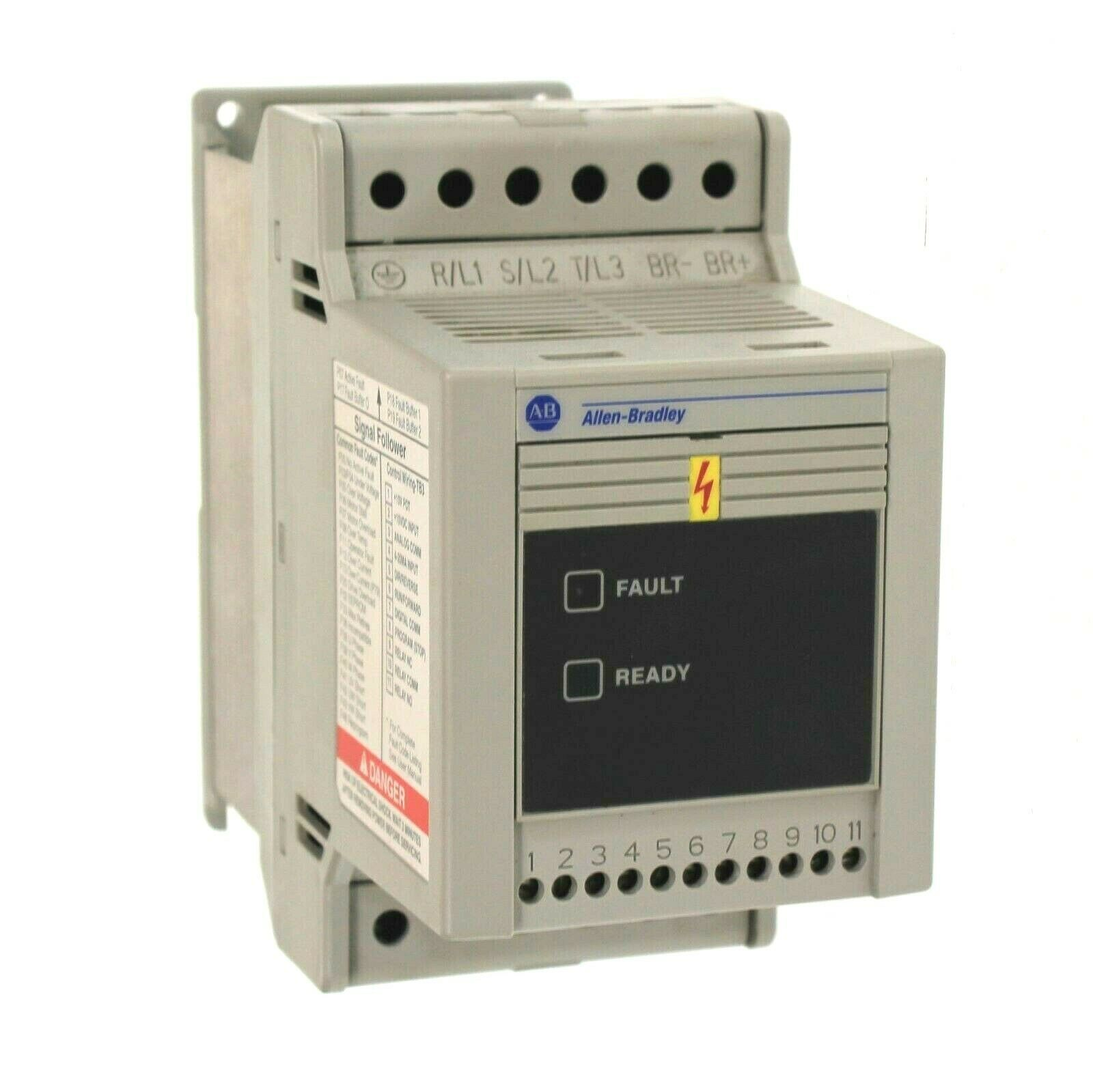 Allen Bradley 160-BA02NSF1 /C 160 SSC Variable Speed Controller 0.75HP F/W 5.01