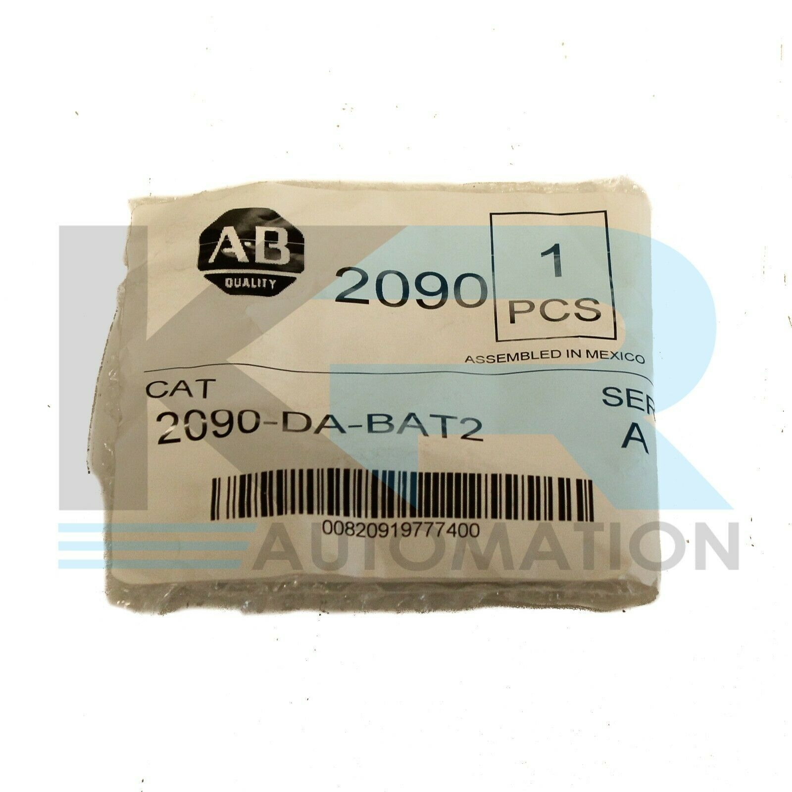 Allen Bradley 2090-DA-BAT2 /A Battery, New No Box