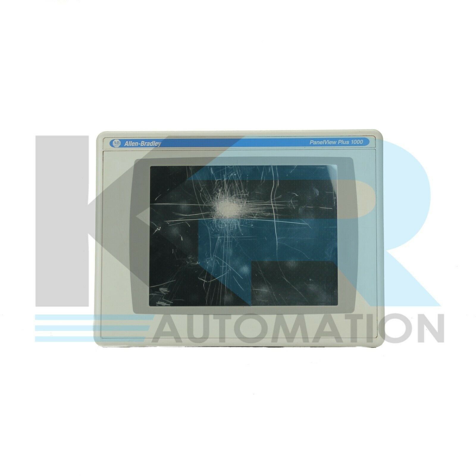 Allen-Bradley 2711P-T10C4A9 /A PanelView Plus 1000 Touch Enet/RS232 *READ*