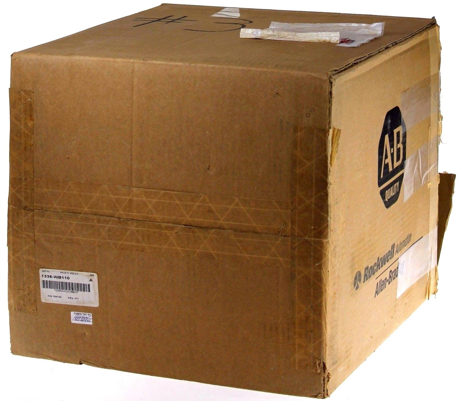 NEW Allen Bradley Bulletin 1336-WB110 Braking Chopper