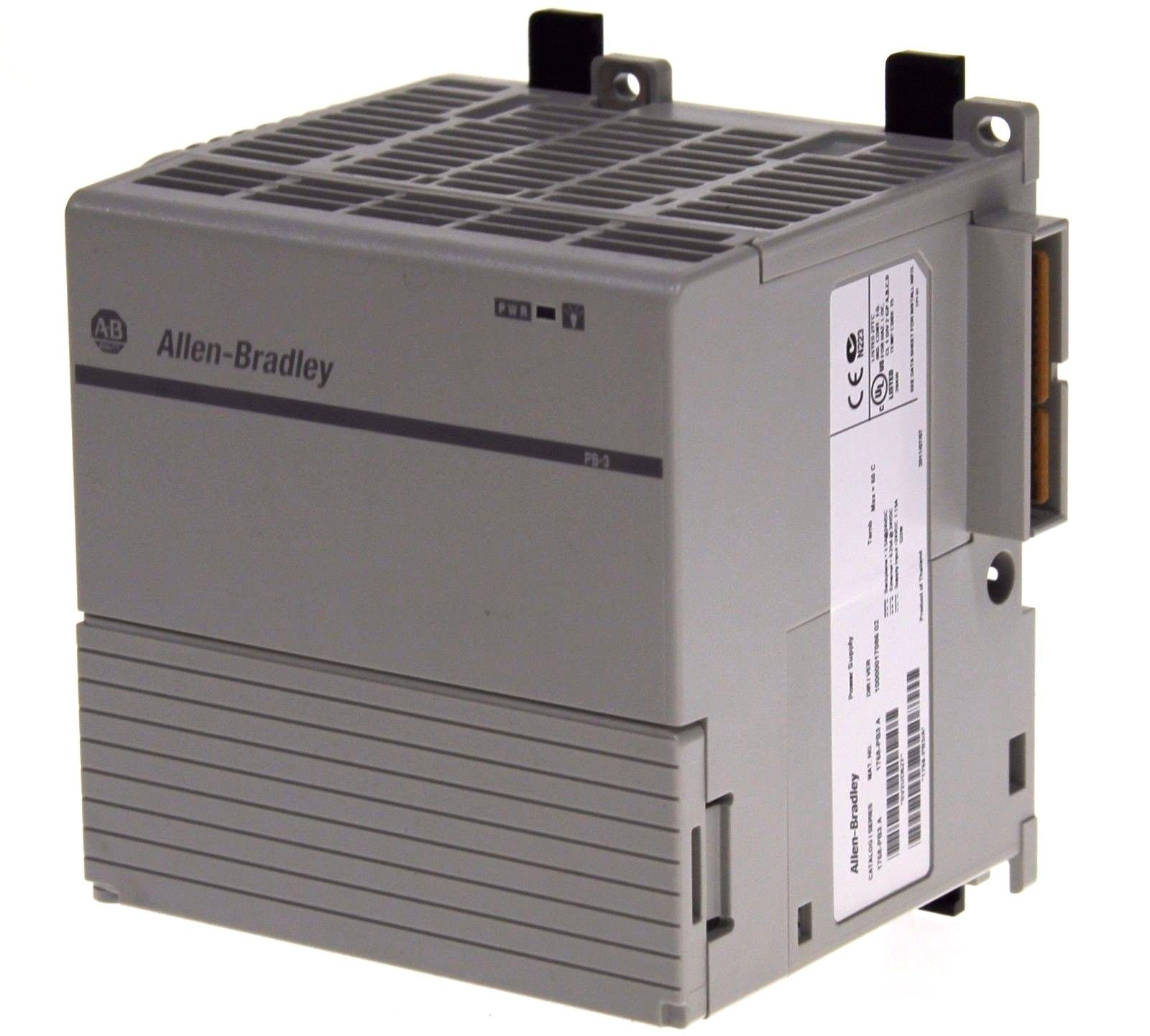 Allen Bradley 1768-PB3 A CompactLogix D/C Power Supply 24VDC @ 7.15 Amp 120 W
