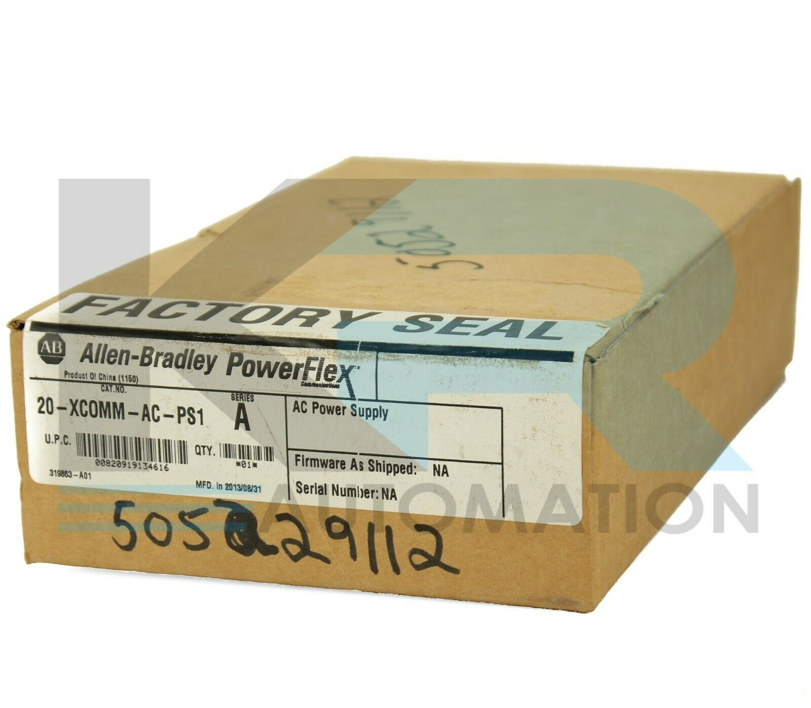 NEW Allen Bradley 20-XCOMM-AC-PS1 /A AC Power Adapter